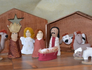 Ploy's Nativity Set