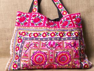Lisu Embroidered Bag - Lge