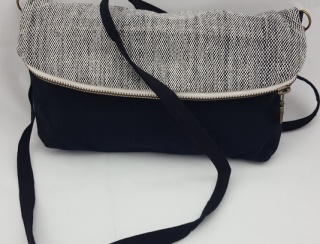 Fold Over Shoulder Bag
