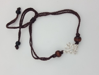 Eternity Knot Wristband